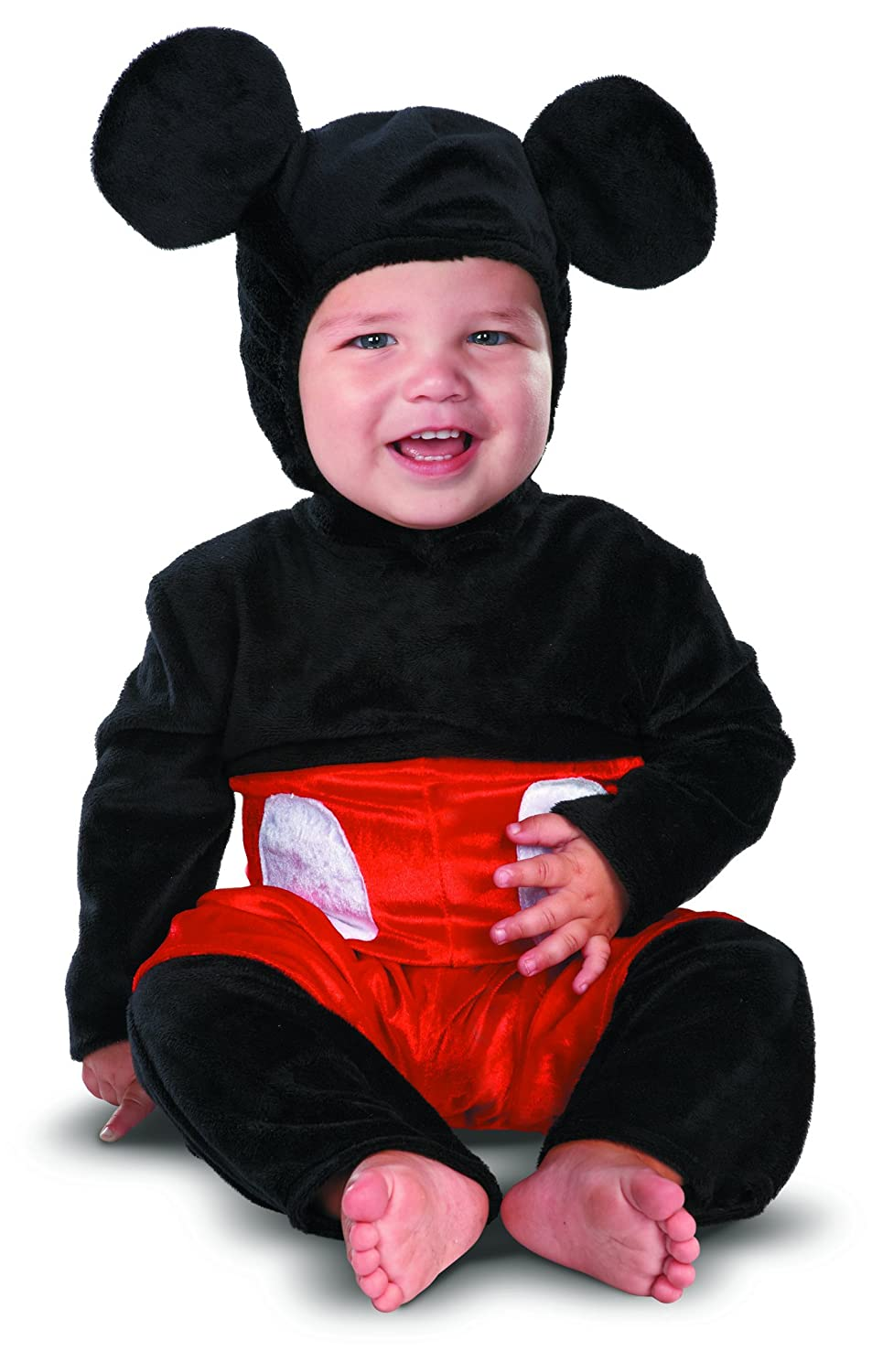sc 1 st  Amazon.com & Amazon.com: Disguise Costumes Mickey Mouse Prestige Infant: Clothing