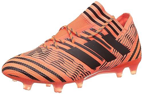 2086103f6c1 Adidas Men s Nemeziz 17.1 Fg Sorang Cblack Solred Football Boots - 7 ...