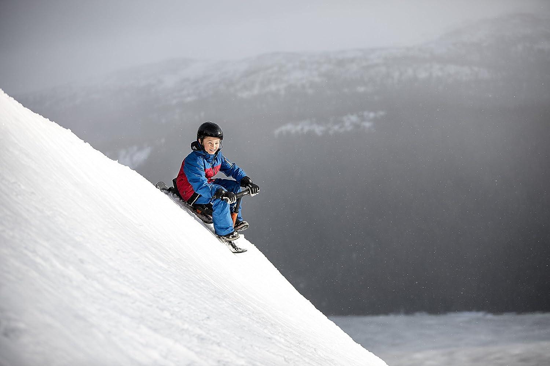 Stiga Kinder Snowrider White//Black One Size