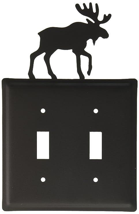 Amazon.com: Village Hierro forjado ESS-19 8 inch Moose ...