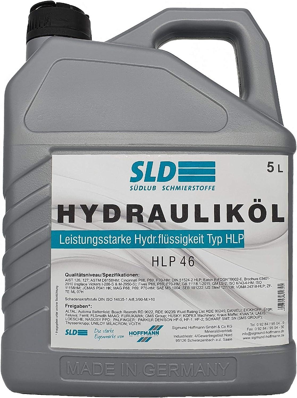 Südlub Hydrauliköl Hlp 46 5 Liter Auto