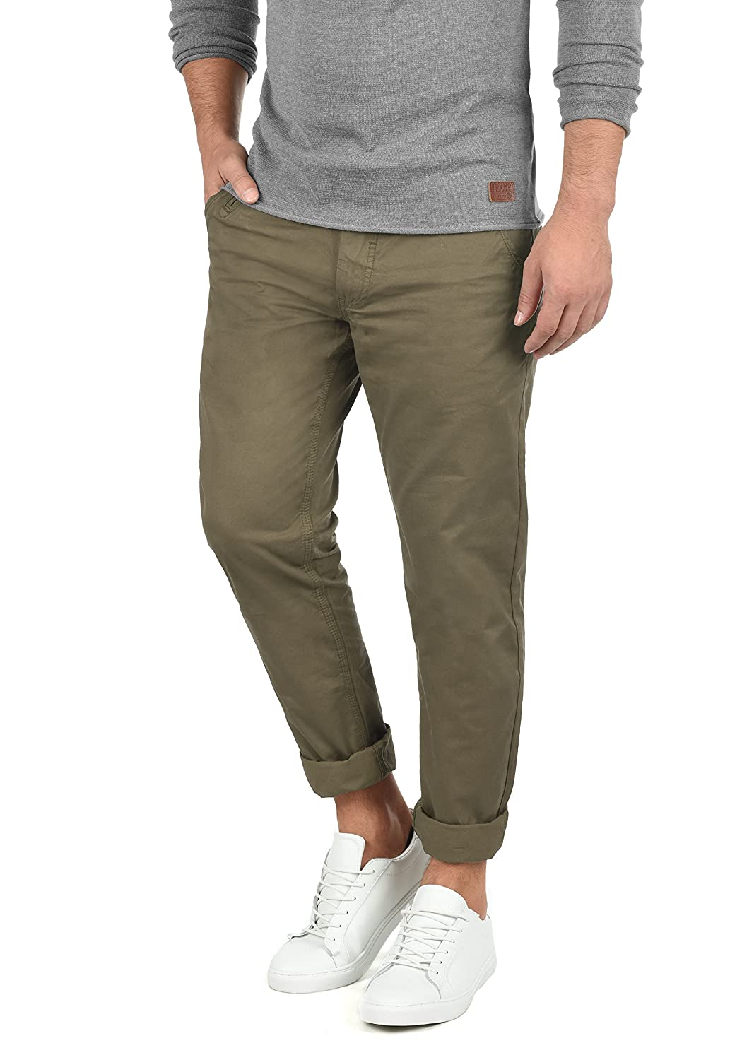 BLEND Tromp - pantalon chino clásico