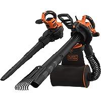 Black+Decker QS BeBLV301 - Soplador, aspirador y Triturador