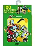 Ma Boite a Gommettes : les Tracteurs - Dès 3 ans