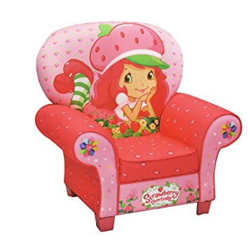American Greetings Icon Chair Strawberry Shortcake (Discontinued by Manufacturer)  sc 1 st  Amazon.com & Amazon.com: American Greetings Icon Chair Strawberry Shortcake ...