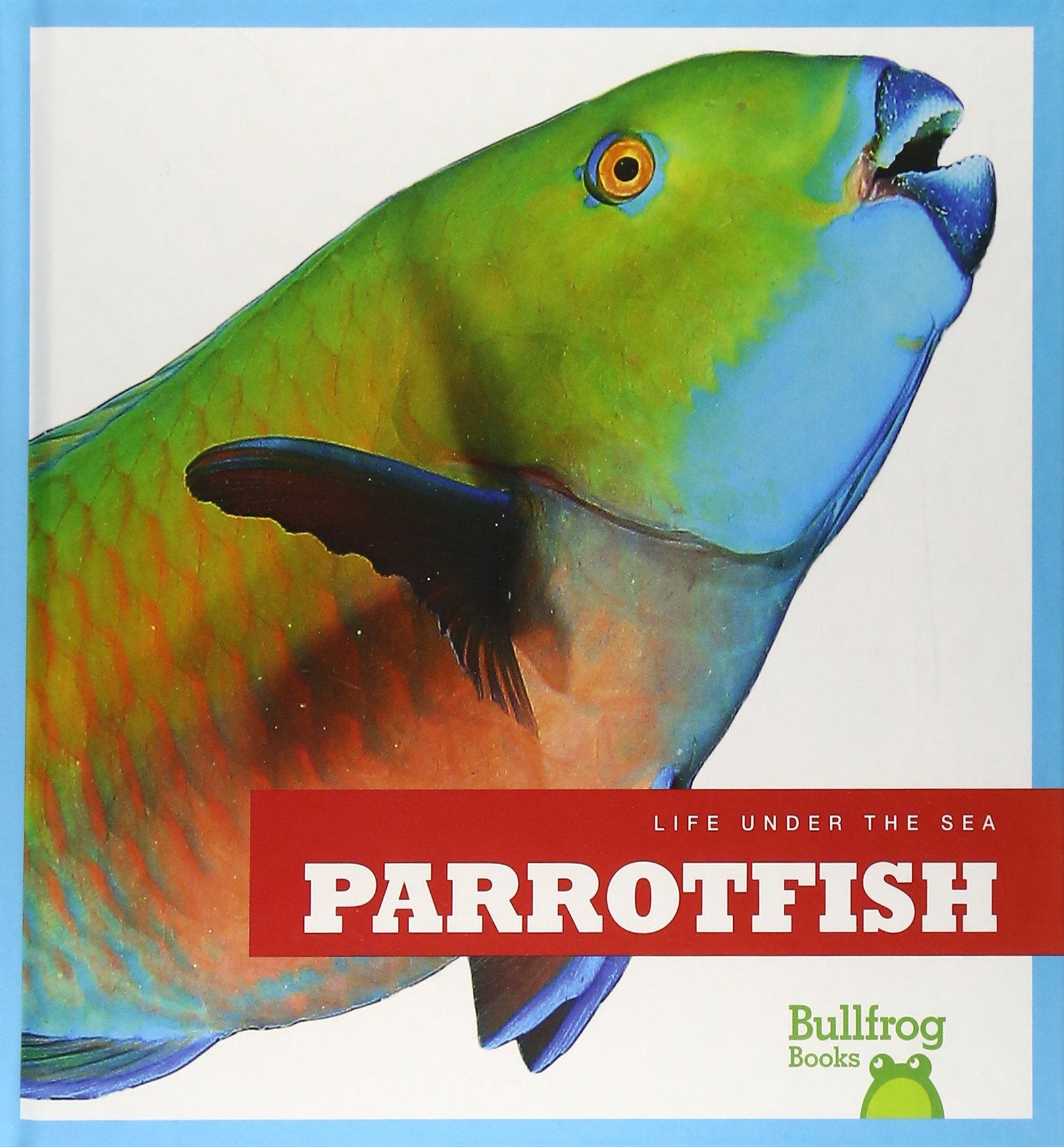 Read Online Parrotfish (Bullfrog Books: Life Under the Sea) pdf epub