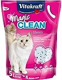 Vitakraft - Litière pour chat Vitakraft Magic Clean Contenances : 5 l