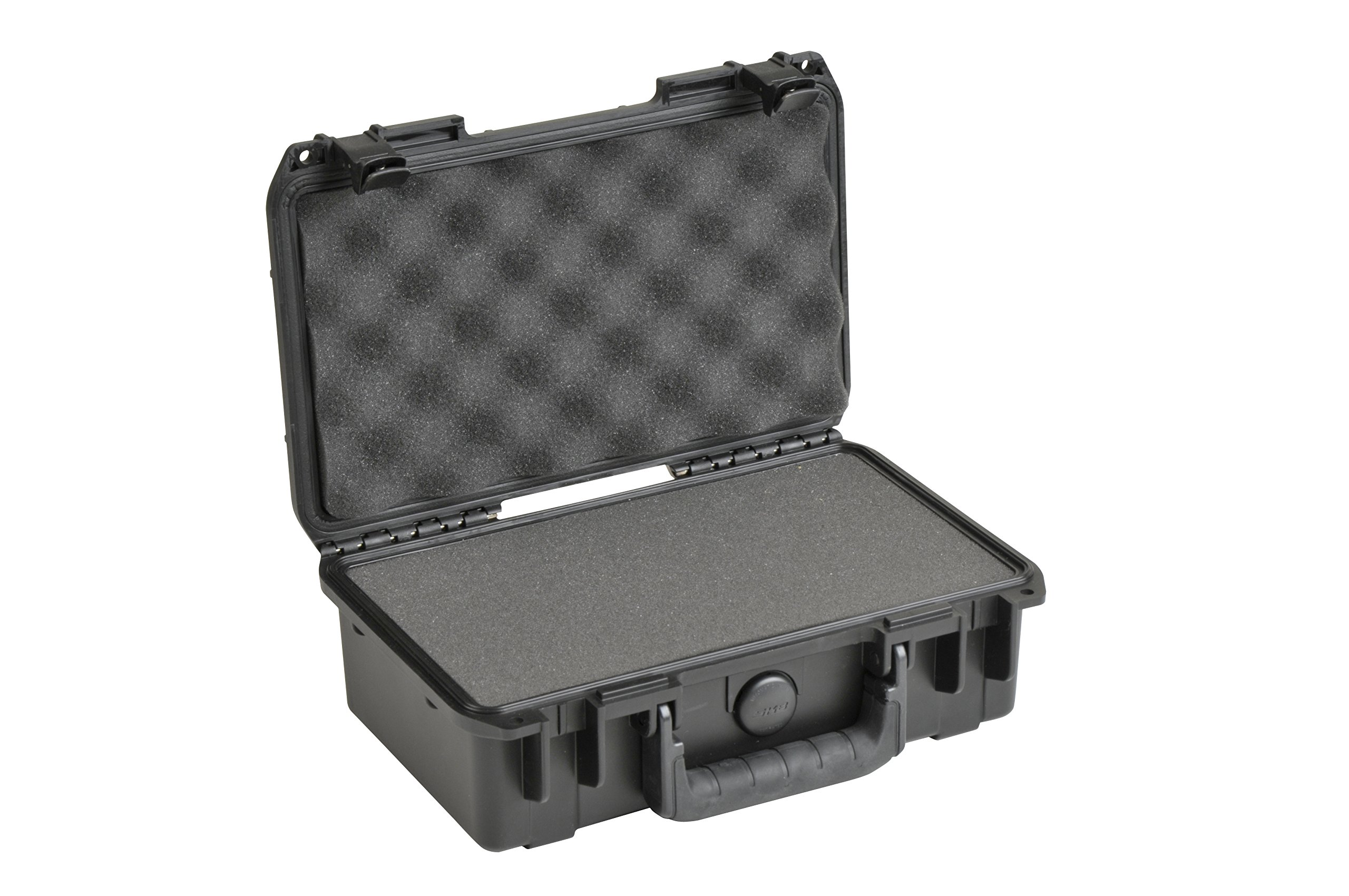 SKB 3I-1006-3B-C Water Tight Case Micro Latch with Cubed Foam by SKB