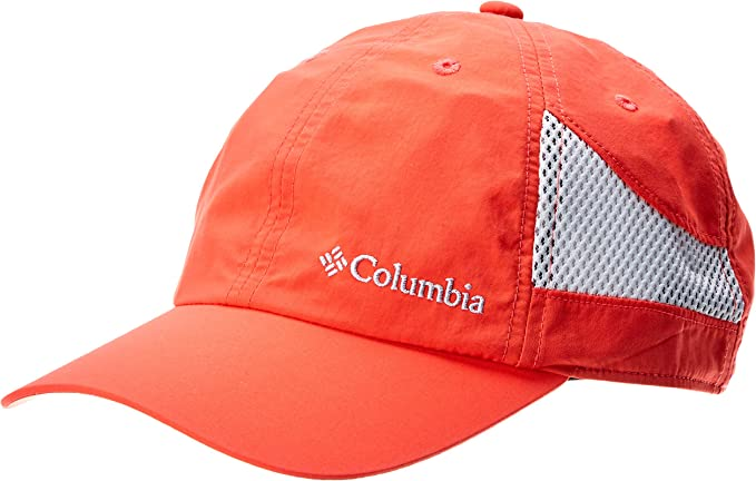Columbia Tech Shade Hat - Gorra Unisex, Rojo (Red Coral) Talla ...