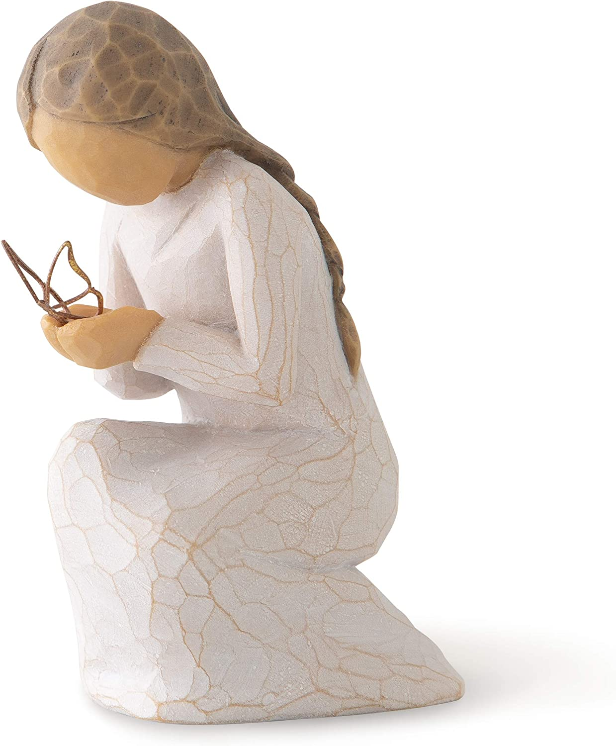 Willow Tree Quiet Wonder, Sculpted Hand-Painted Figure