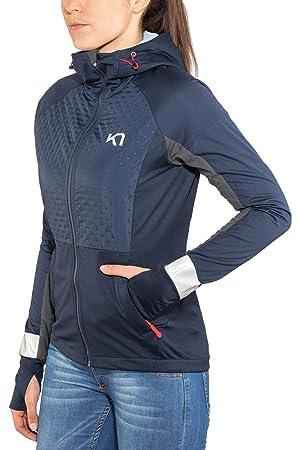 7df1d2d3 Kari Traa Tove Jacket Women blue Size M 2018 winter jacket: Amazon.co.uk:  Sports & Outdoors
