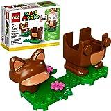 71385 LEGO® Super Mario™ Pacote Power-Up - Mario tanuki; Kit de Construção (13 peças)