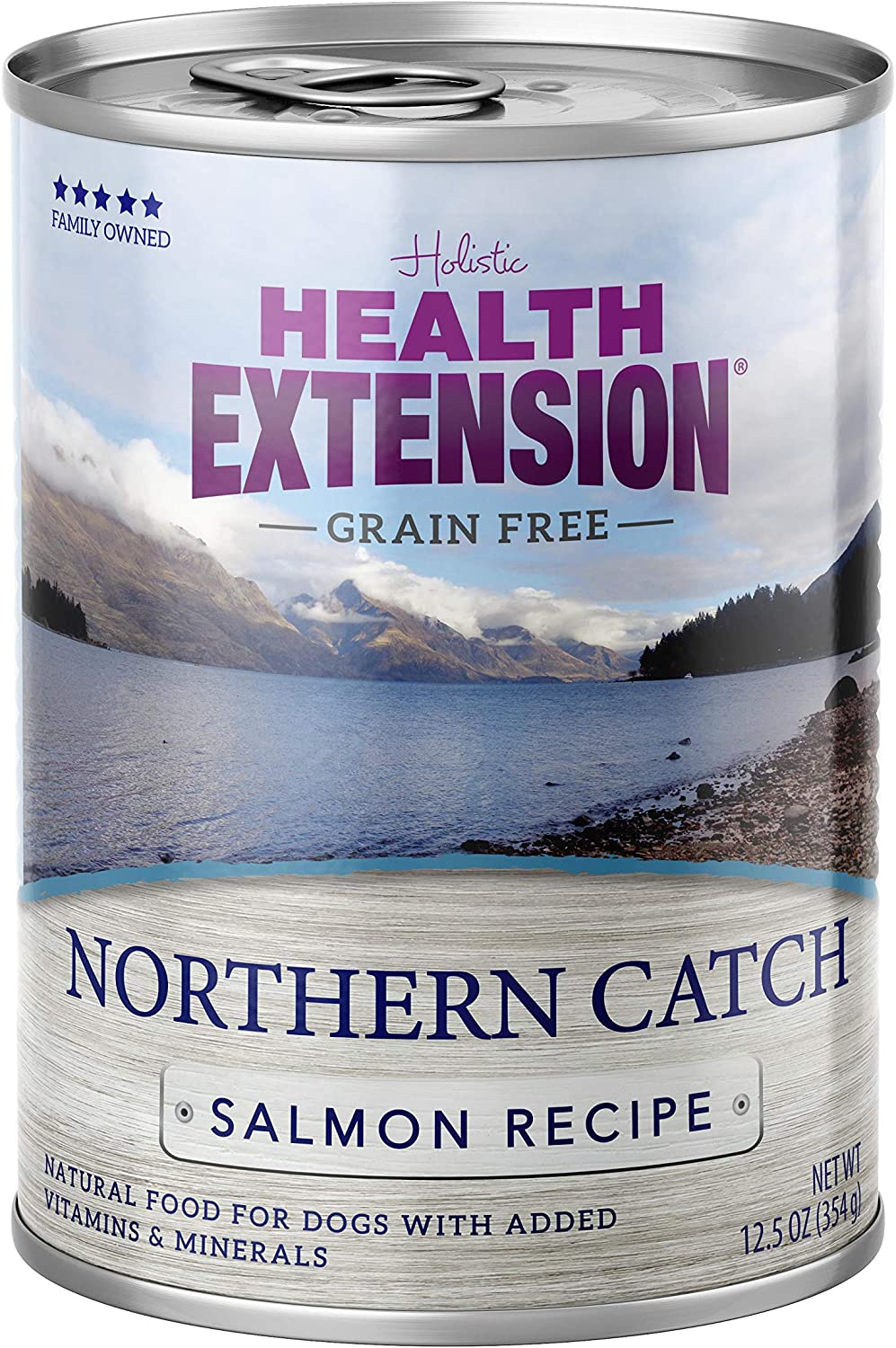 Health Extension Grain Free Northern Catch Canned Wet Dog Food - (12) 12.5 Oz Cans
