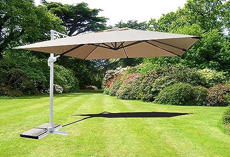 Michele sogari ombrellone da giardino a braccio base