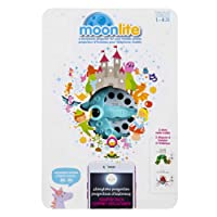 Moonlite Eric Carle Starter Pack, Storybook Projector for Smartphones with 2 Story Reels, for Ages 1 and Up