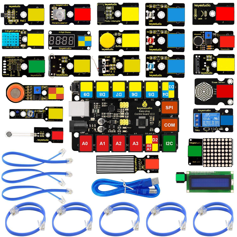 Arduino Kit Keyestudio (7q8fq9r7)