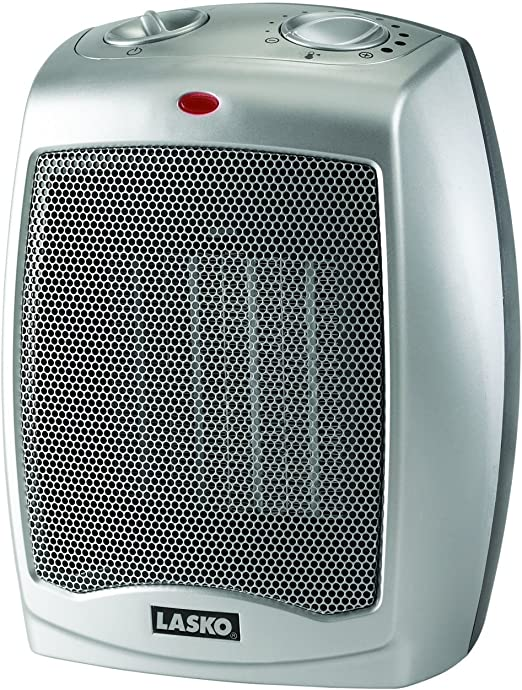 Amazon Com Lasko 754200 Ceramic Portable Space Heater With