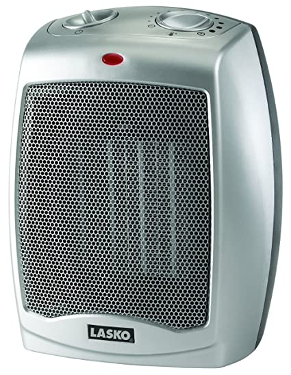 amazon com lasko 754200 ceramic heater with adjustable thermostat rh amazon com