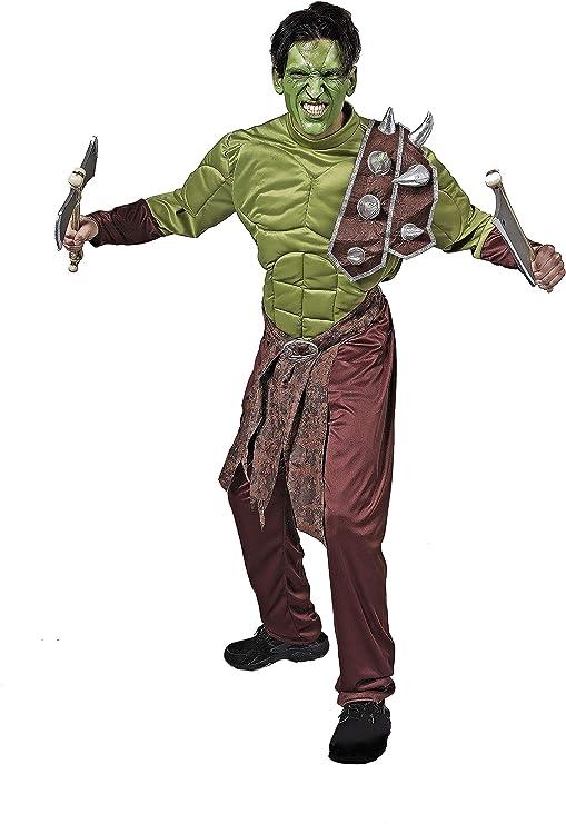 Costumizate! Disfraz de Orco Adulto Especial para Fiestas de ...