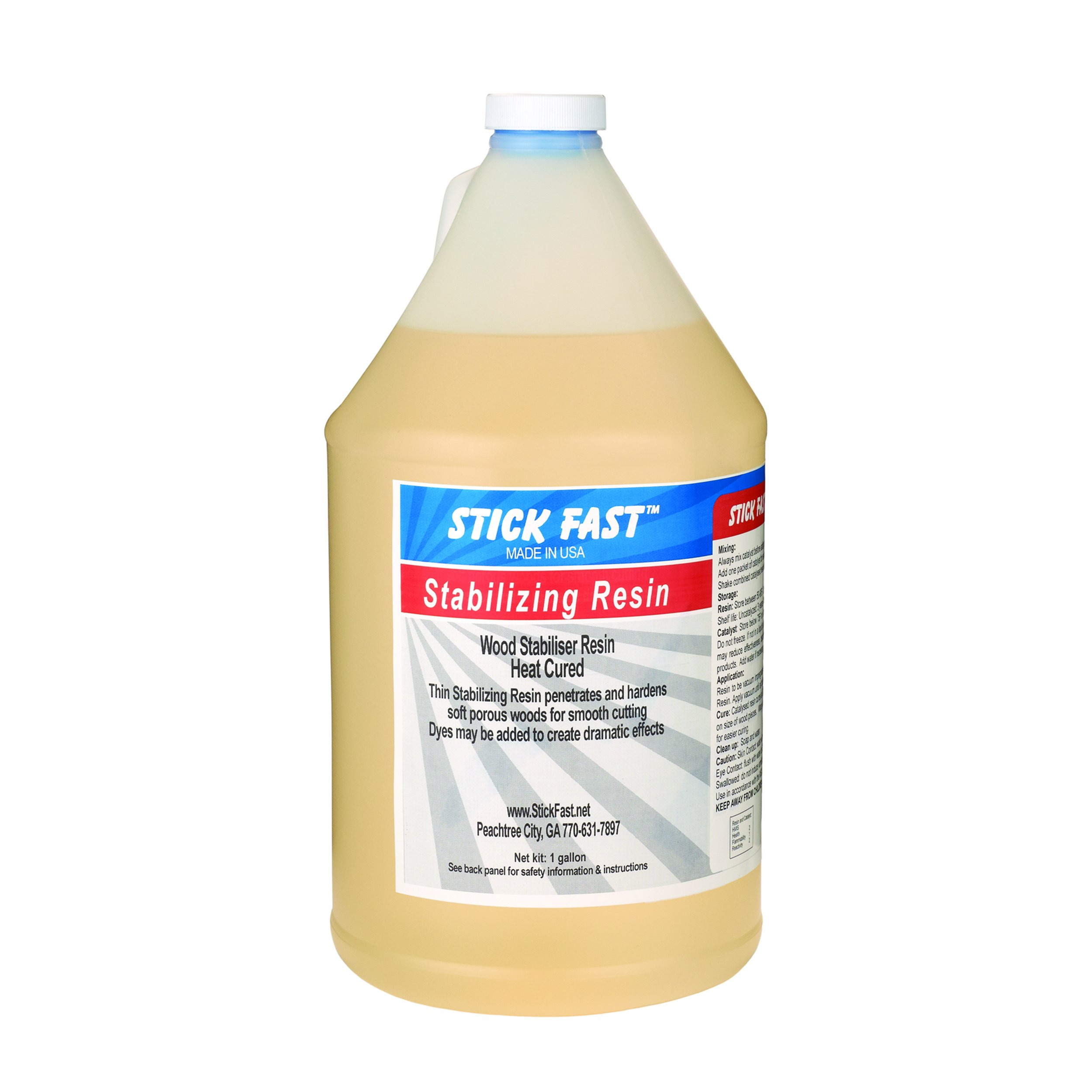 TMI Stabilizing Resin & Catalyst Gallon by TMI Products