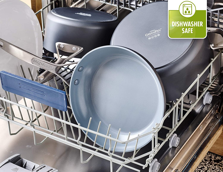 GreenPan Paris Pro 11pc Ceramic Non-Stick Cookware Set CC000045-001