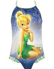 Disney Girls Tinkerbell Swimsuit