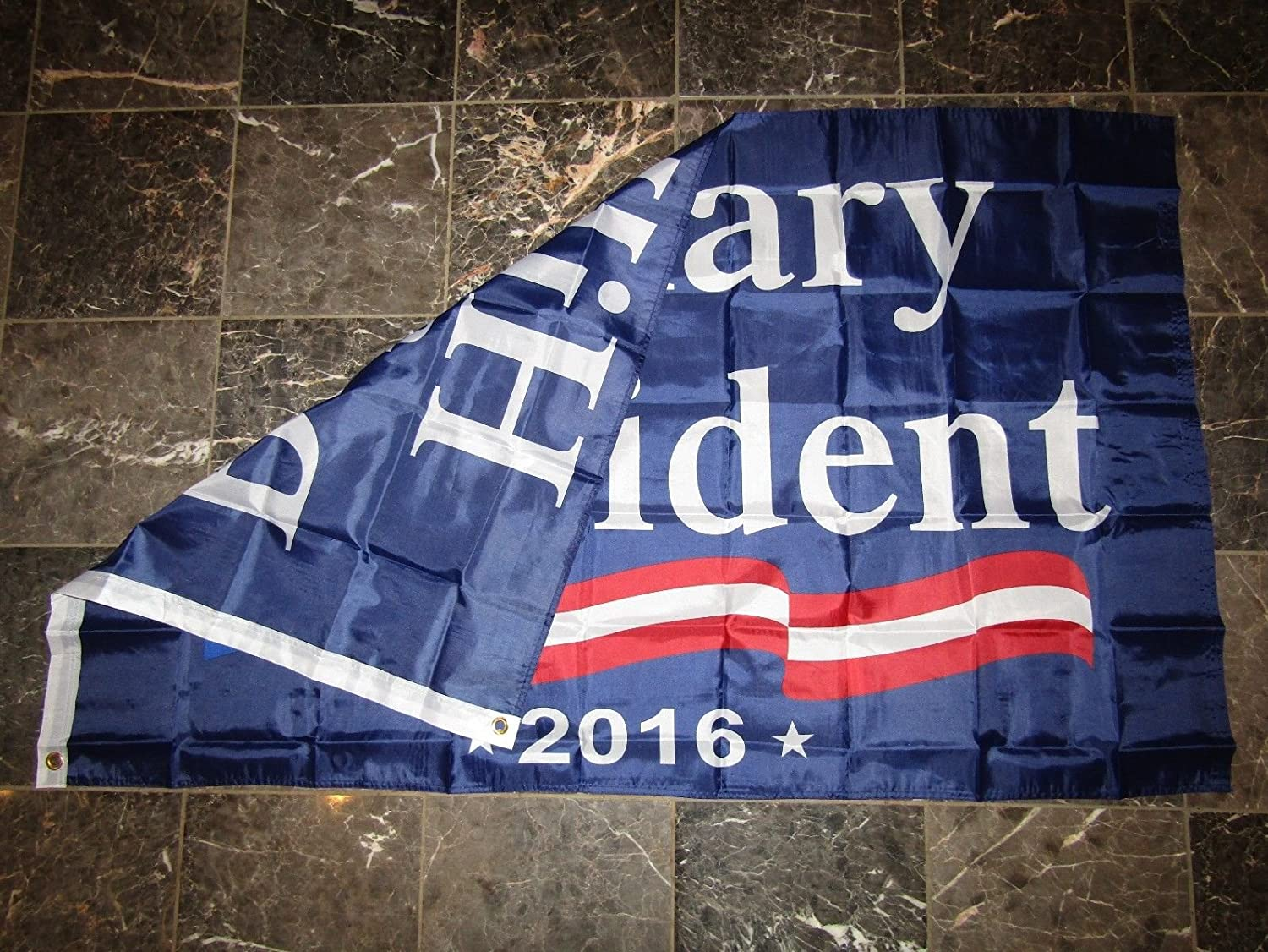 Hillary for Prison 3X5 Polyester Flag