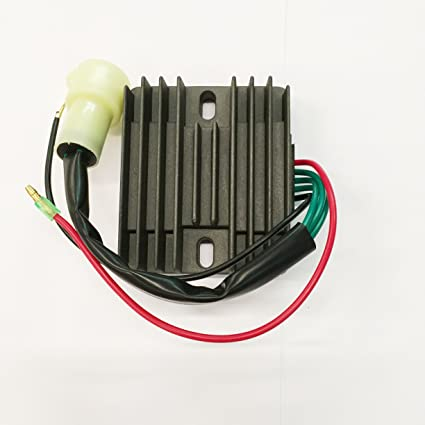 Amazon com: Mercury Voltage Regulator Rectifier 75-90 HP 4 Stroke