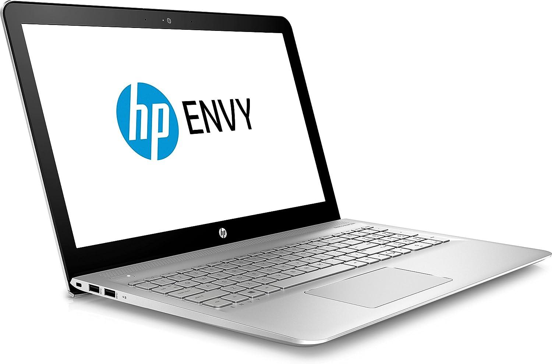 HP ENVY 15-as107ng Plata Portátil 39,6 cm (15.6