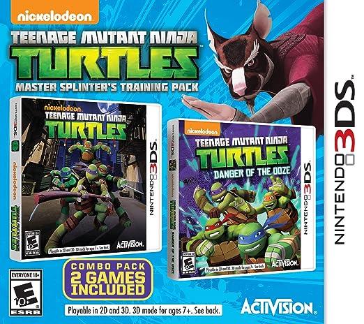 Teenage Mutant Ninja Turtles Master Splinters Training Pack ...