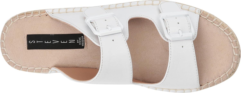 STEVEN by Steve Madden Womens Lapis Flat Sandal