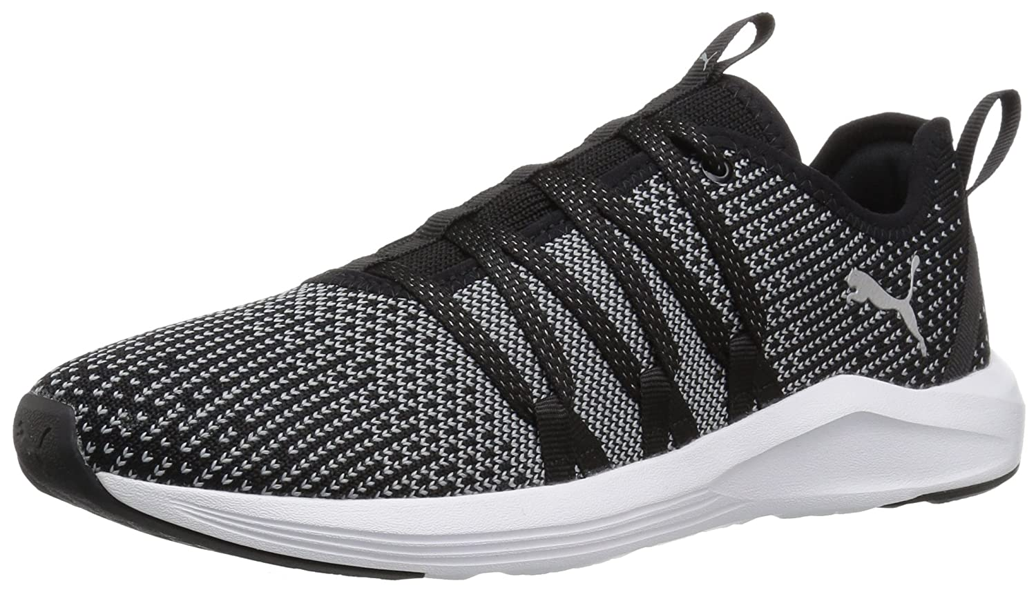 PUMA Women's Prowl Alt Knit Wn Sneaker B07537GC8W 9 B(M) US|Puma Black-puma White