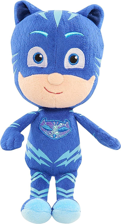 Amazon Com Pj Masks Bean Plush Catboy Toys Games
