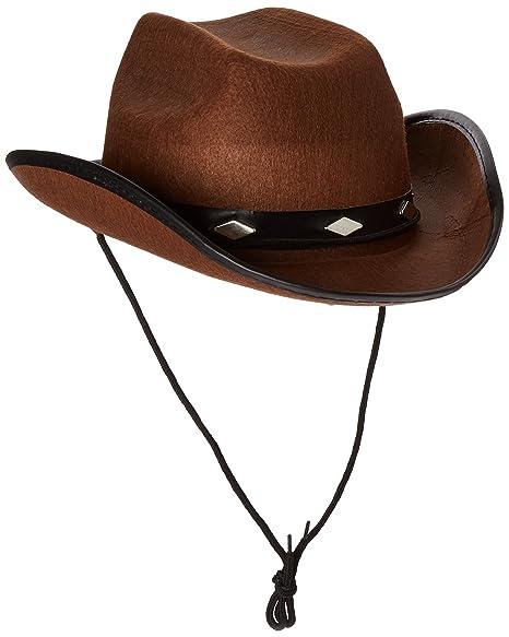 5e5f7b0db45 Amazon.com  Jacobson Hat Company Men s Felt Studded Cowboy Hat ...