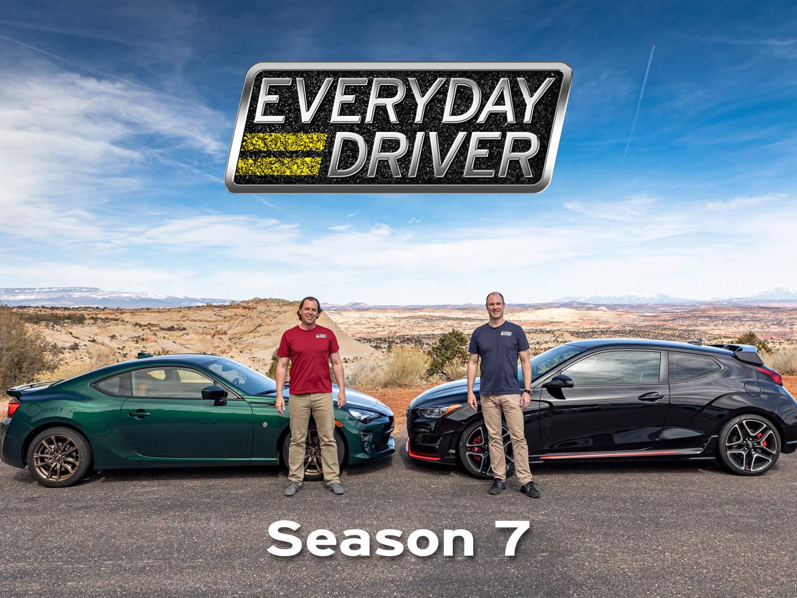 Everyday Driver - Season 7
