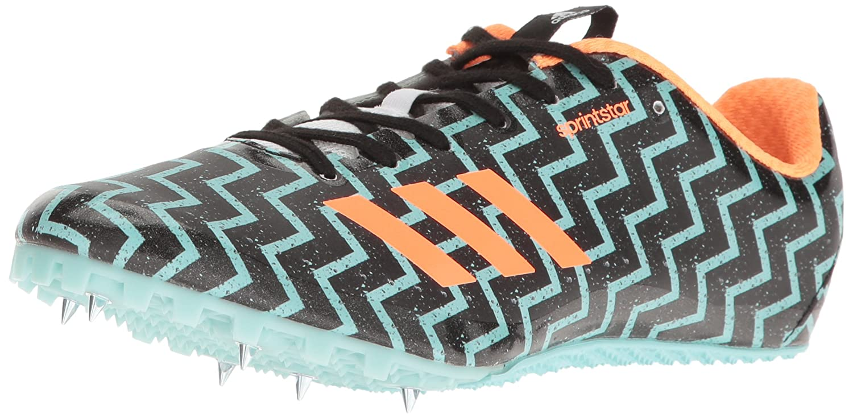 adidas Women's Sprintstar W Women's Running Shoes with Spikes sprintstar w-W