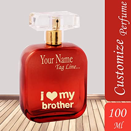 38e1e980e6 Buy My Fragrance Customized Perfume Birthday Gift for Sister & Brother  Online at Low Prices in India - Amazon.in