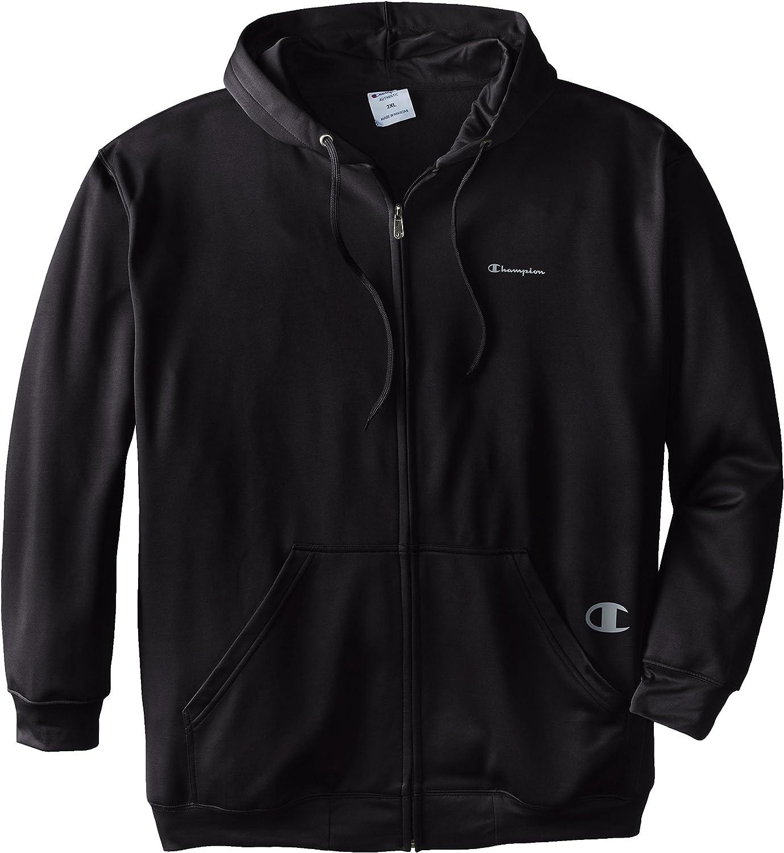 MK988 Mens Loose Fit Casual Sport UAS Flag Print Pullover Hoodie Hooded Sweatshirt