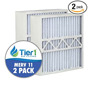 Lennox 16x20x5 merv 11 replacement ac furnace air filter 2 pack lennox 16x20x5 merv 11 replacement ac furnace air filter 2 pack sciox Images