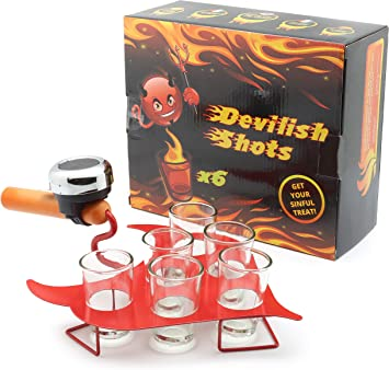 Drinking Game Rum Pong Novelty Adult Table Party Game Hen Stag Party