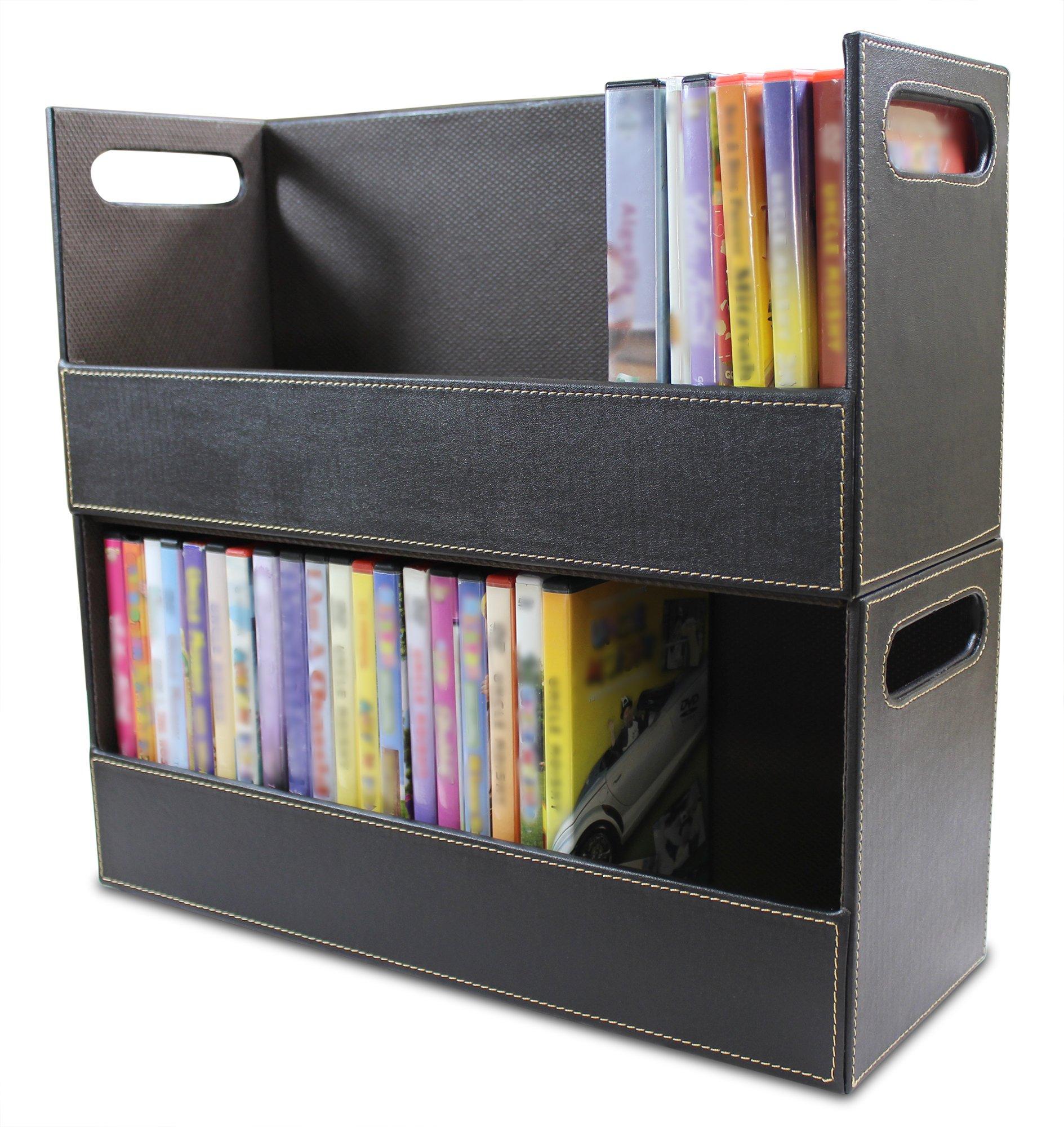 Dvd movie storage cases