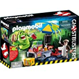 Playmobil - Ghostbusters Slimer with Hotdog Stand - 9222