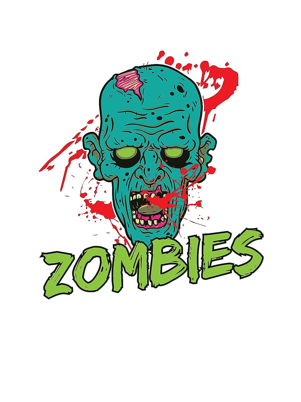 Subblime Halloween Zombies Tank Top