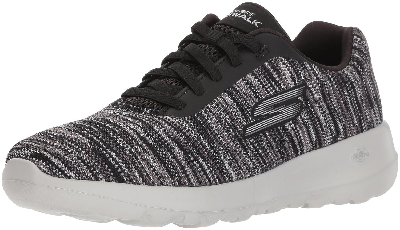 Skechers Women's Go Walk Joy-Invite Sneaker B078GMZKTC 5.5 M US|Black/Gray