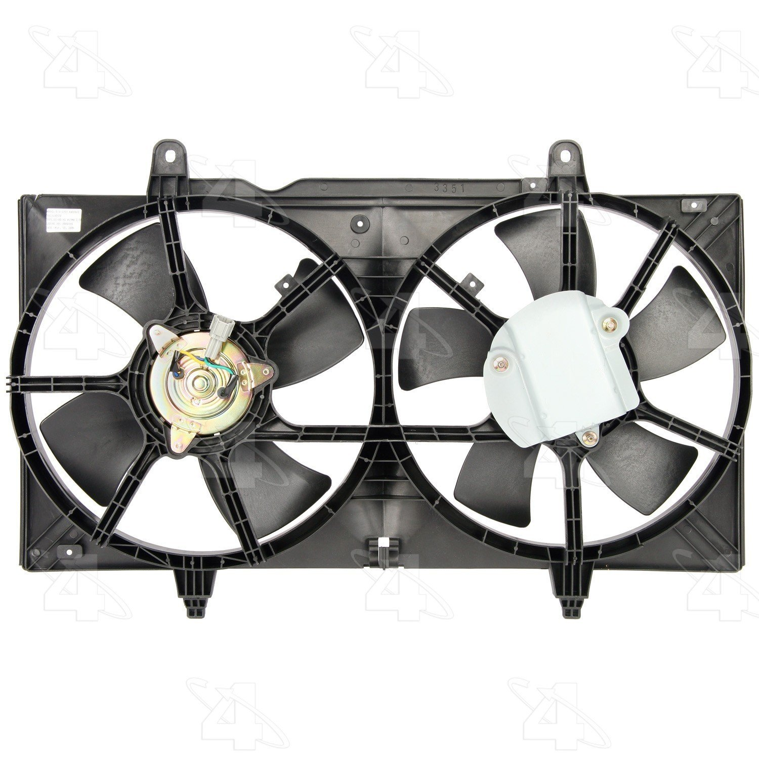 Four Seasons 75362 Cooling Fan Assembly