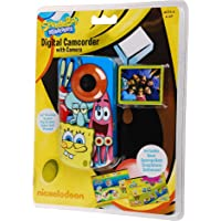 Sponge Bob Squarepants - Digital Camcorder with Camera (Upright)