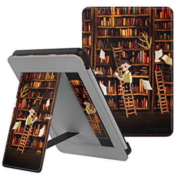 Amazon Com Moko Case Fits All New Kindle 10th Generation