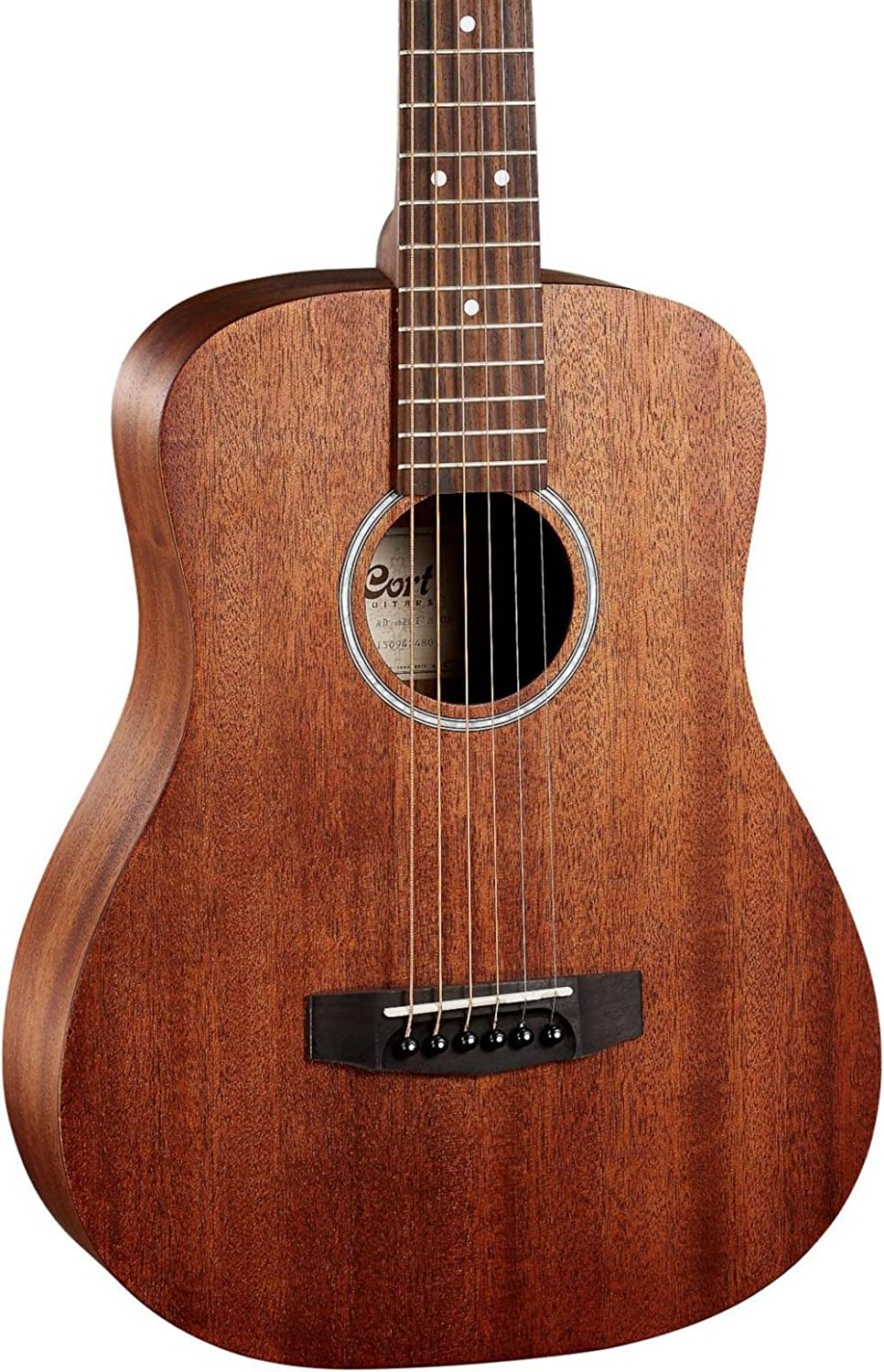 Guitarra acustica tipo dreadnought mini