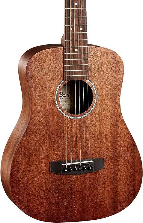 Guitarra acustica tipo dreadnought mini: Amazon.es: Instrumentos ...