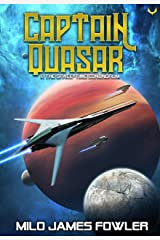 The Space-Time Conundrum: A Funny Sci-fi Space Adventure (Captain Quasar Book 1) Kindle Edition
